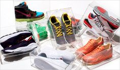 Up to 38% off on Shoebby Clear Boxes (P1013-119), Fashion & Accessories products | CashCashPinoy.com