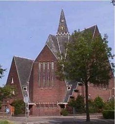 patrimonium haarlem, voorheen kerk : helaas afgebrand.........