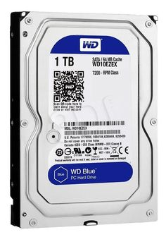 WD Blue Desktop Hard Disk Drive - 7200 RPM SATA 6 Gb/s Cache Inch - - Internal Hard Drives - Electronics - Frequently updated comprehensive online shopping catalogs Pc Hard Drive, Hard Disk Drive, Gaming Computer, Computer Build, Gaming Desktop, Caviar, Westerns, Drive Storage, Disco Duro