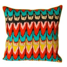 I pinned this Maha Pillow from the Patterns That Pop event at Joss and Main!