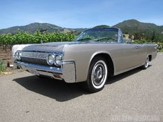 lincoln, convertible | 1963 Lincoln Continental Convertible Body Gallery/1963-lincoln ...