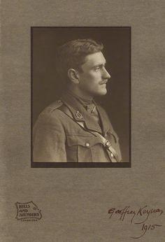 Sir Geoffrey Langdon Keynes (1887-1982), Surgeon and literary scholar