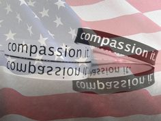 Happy Fourth of July! Today, America turns 237 years old. Let's celebrate by doing something COMPASSION IT together!