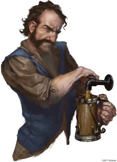 Image result for dwarf male innkeeper