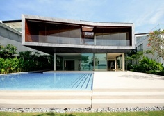 Stereoscopic House  Singapore, Singapore  A project by: pencil office