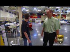 Dale Earnhardt Jr.s Tour of JR Motorsports Follow us @ https://www.pinterest.com/livescores/