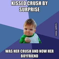 Actually survived the friendzone