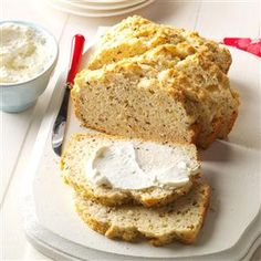 33 Non-Scary Bread Recipes Anyone Can Bake - Intimidated by homemade bread? Love to bake but short on time? Try our collection of easy bread recipes, from super-speedy quick breads to true yeasted loaves. You got this.