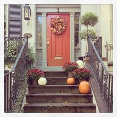 Starting to look festive in Savannah this Fall!