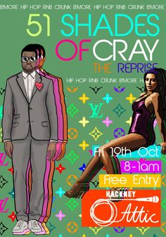 51 Shades Of Cray: The Reprise