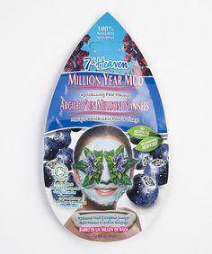 Look at this #zulilyfind! Million Year Mud Mask - Set of Six by 7th Heaven #zulilyfinds