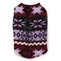 East Side Collection Polyester Fashion Fleece Dog Vest, X-Large, 24-Inch, Purple - http://www.thepuppy.org/east-side-collection-polyester-fashion-fleece-dog-vest-x-large-24-inch-purple/