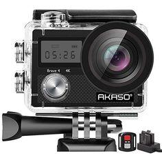 Pro Cam 4K Sport Action WiFi avec t/él/écommande DV Camera Ultra HD 16 MP Cam/éra /étanche 30 m Mini cam/éra All Shop