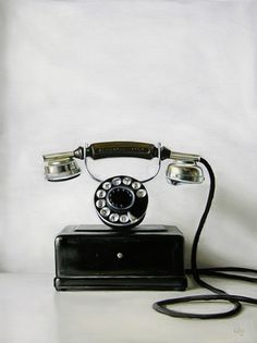 Very, very old Telephone. I'm going to rename my board to include antiques.  This isn't vintage but it surely is an antique.