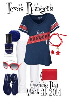 Are you ready for Rangers Opening Day? #RangersPinspiration