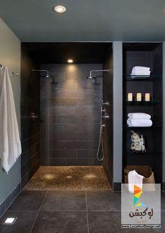 أجمل ديكورات حمامات حديثة