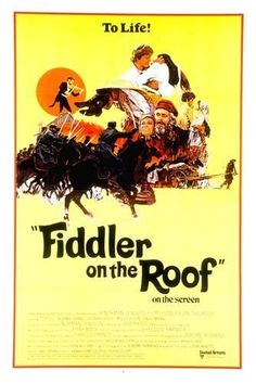Yente: People! I tell you, Tzeitel, if God lived on earth, people would break his windows! | Mordcha: If the rich could hire others to die for them we, the poor, would all make a nice living.|Tevye: A fiddler on the roof. Sounds crazy, no? But here, in our little village of Anatevka, you might say every one of us is a fiddler on the roof trying to scratch out a pleasant, simple tune without breaking his neck. It isn't easy. You may ask 'Why do we stay up there if it's so dangerous?' Well, we…