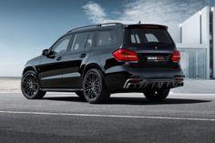 Mercedes-Benz GLS Tuning: Big und chic: BRABUS 850 XL auf Basis Mercedes-Benz GLS - Performance - Mercedes-Fans - Das Magazin für Mercedes-Benz-Enthusiasten