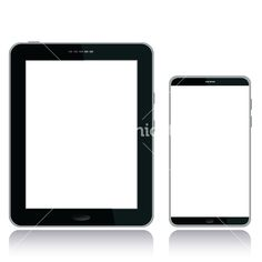 Download Tablet-pc-and-smart-phone-white Stock Image and other stock images, photos, icons, vectors, backgrounds, textures and more.