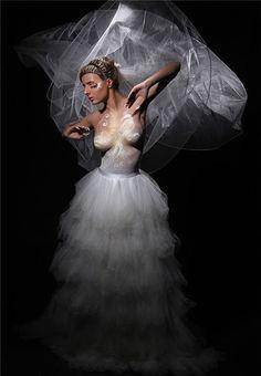 25 Best Exotic Wedding Dresses Images In 2013 Alon Livne Wedding