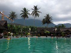 Kampung sumber alam Garut, Indonesia