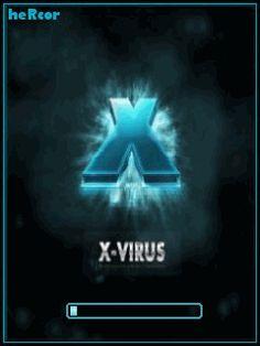 Animación virus x hc para celular
