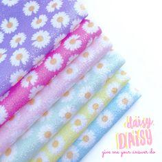 Daisy Daisy Fine Glitter Fabrics Daisy Daisy, Glitter Fabric, All Design, Hot Pink, Give It To Me, Fabrics, Notes, Colours, Projects