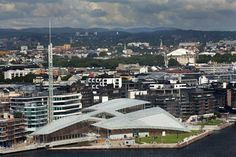 Astrup Fearnley Museet, Oslo Norway | Renzo Piano Building Workshop : RPBW | Photo © Nic Lehoux