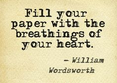 Fill you paper with... #quotes #authors #writers