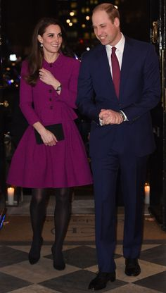 Image result for katherine  middleton purple suit