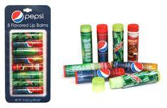 Pepsi Lip Balms: http://lottaluvstore.com/
