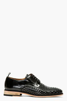 woven shoes #riccardomorini