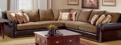 sectional sofa with nailheads - Google Search