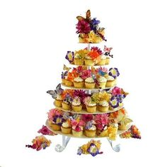 Cupcake Holder Rental - Holds 50 to 75 cupcakes - taylorrentalpartyplusct.com