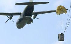 Transall C-160: Einsatz des Transportflugzeugs
