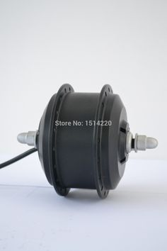 2.2Kg light for 12inch rim 48V 350W  brushless gear hub front motor for electric bike&electric bicycle