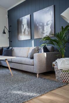 Pictures printed on aluminium - love it ! #interior #picturewall #livingroom #bolia #lampegras #northernlighting