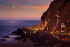 Capella Pedregal - Cabo San Lucas, Baja California Sur, Mexico  El Farrallon Seaside Grill