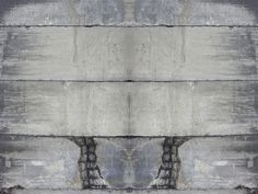 Concrete Band realistic concrete industrial wall mural by Walls Republic M8947