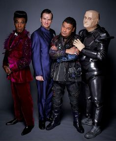 Red Dwarf comeback: Sci-Fi comedy classic returns for two more series on Dave in 2016 -  Two new series have been commissioned, reuniting Craig Charles (Lister), Chris Barrie (Rimmer), Danny John-Jules (Cat) and Robert Llewellyn (Kryten) as the four hapless space explorers. The shows will air on TV channel Dave in 2016 and 2017. / Mirror Online