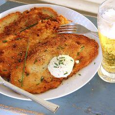 Haruľa - Slovakian Potato Pancake