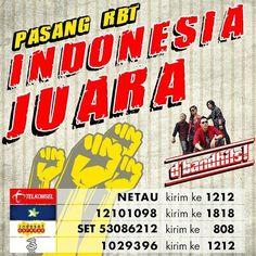 Indonesia Juara by D'Bandhits! #dbandhits #dbandhitsband #pupundudiyawan #pupun_dudiyawan #band #indie #indieband #band_indonesia