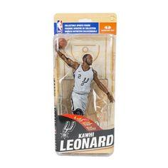 NBA SportsPicks Series 31 Kawhi Leonard Action Figure McFarlane Toys Sports: Basketball Action Figures