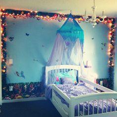 Disney Tinkerbell Pixieland 4 Piece Toddler Bedding Set