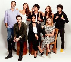 The 100 at SDCC