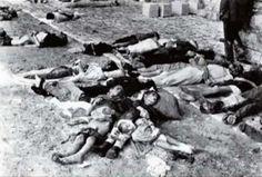 The massacre in Distomo 7/06/1944.