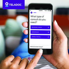 Telemedicine providers, including MDLive, Teladoc and American Well are getting into the business of offering access to psychiatrists, psychologists and therapists via smart phone, tablet and computer