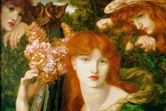 Dante Gabriel Rossetti May 1828 – 9 April was an English poet, illustrator, painter and translator. He founded the Pre-Raphaelite Brotherhood in Dante Gabriel Rossetti, Renaissance Artists, Renaissance Paintings, Pre Raphaelite Paintings, Pre Raphaelite Brotherhood, Victorian Art, Art History, Redheads, Draw