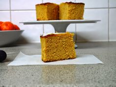 This Muslim Girl Bakes: Flourless Clementine Cake Clementine Cake, Muslim Girls, Cornbread, Cake Recipes, Baking, Ethnic Recipes, Food, Millet Bread, Bakken