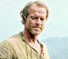 """"""" Favorite Game of Thrones characters - Jorah Mormont """"The common people pray for rain, healthy children, and a summer that never ends. It is no matter to them if the high lords play their game of. House Mormont, Ser Jorah Mormont, Iain Glen, Iron Throne, Bellisima, Game, People, Characters, Tv"""